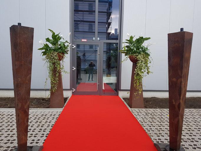 Eingangsdeko