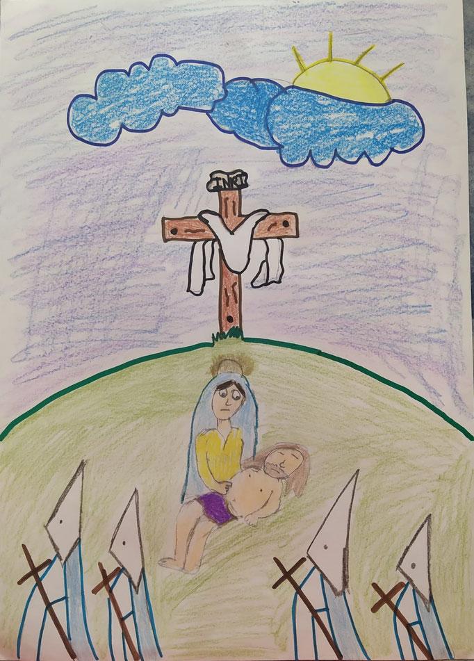 Victor Diaz Parla 8 años