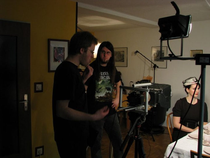 Impressions from the promovideo-shoot