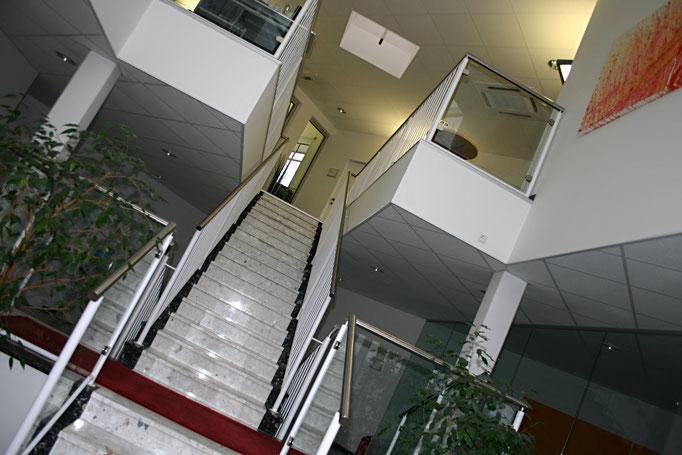 Inform GmbH, Besucherfrequenzmessung und Personensteuerung
