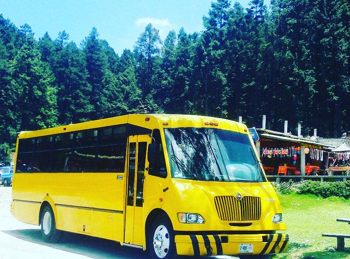 Transporte escolar y de personal en Ciudad de México