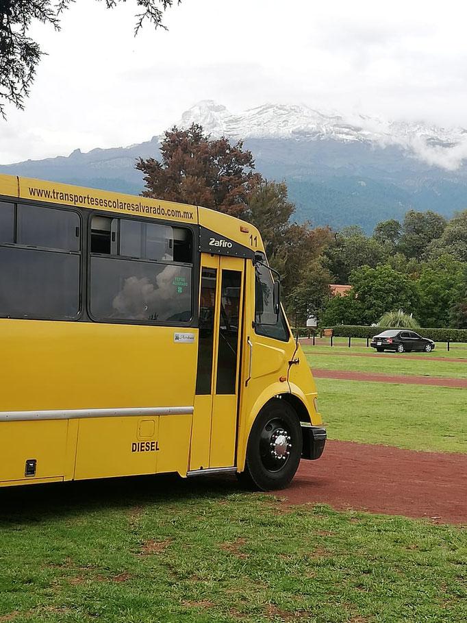 Empresa de transporte escolar en Ciudad de México
