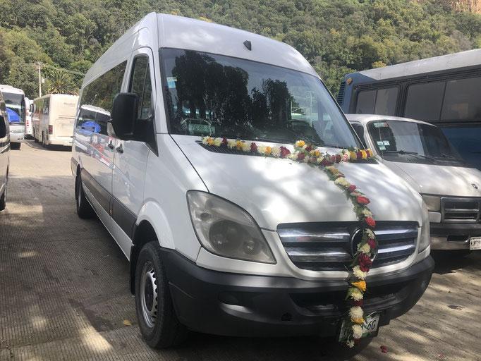 Renta de camionetas para viajes familiares