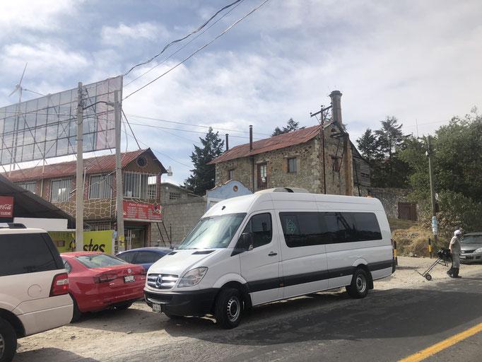 Renta de camionetas con chofer. Pueblos Mágicos, balnearios, parques acuáticos, playas de México