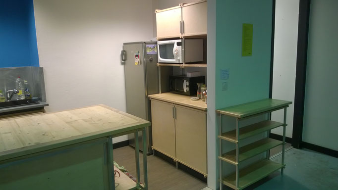 Mobilier de cuisine design