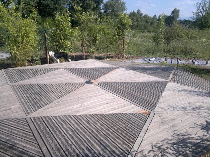 Terrasse de méditation - Pau (64)