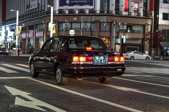 Taxi, tschüssssss