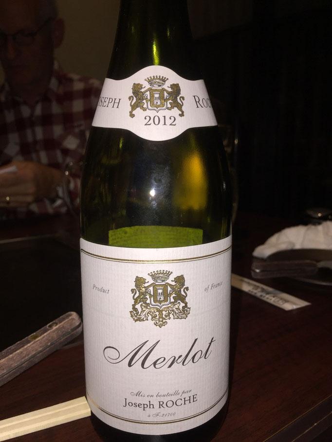 Wein, der eiskalt serviert wird