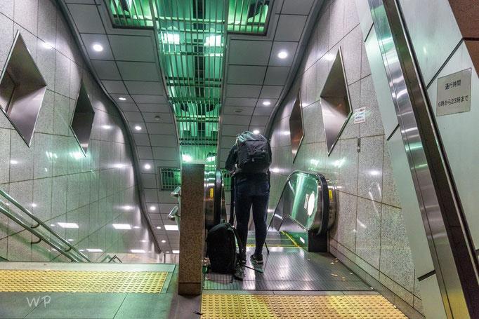 Die U-Bahnen ein Augenschmaus für sich. Weitere Bilder dazu folgen