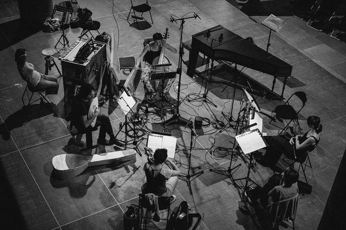 Recording, summer 2016