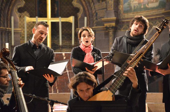 Concert in Strasbourg, 2013
