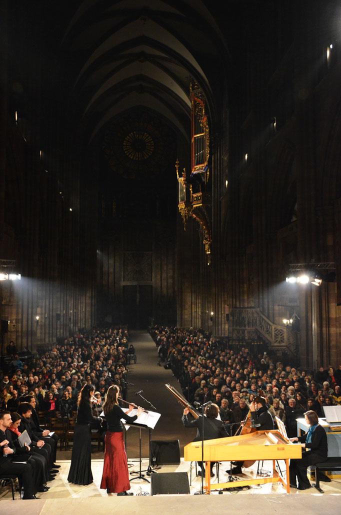 "Concert ""Divina Stella"" in Strasbourg, Christmas 2013"