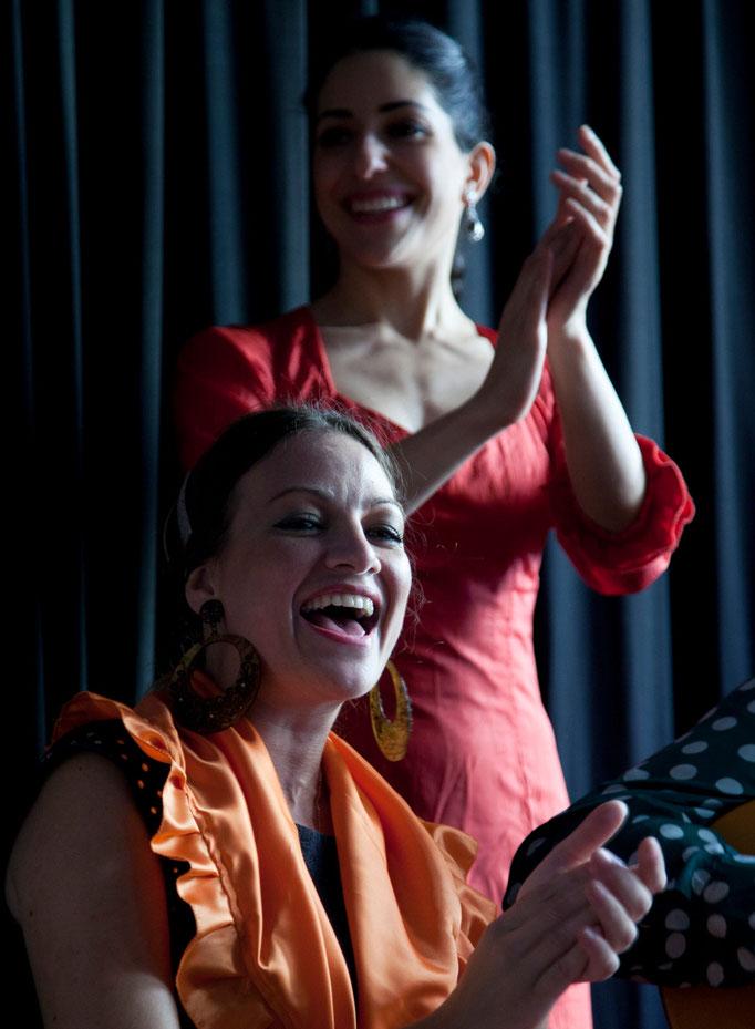 Sonia Cortés y Delara Tiv