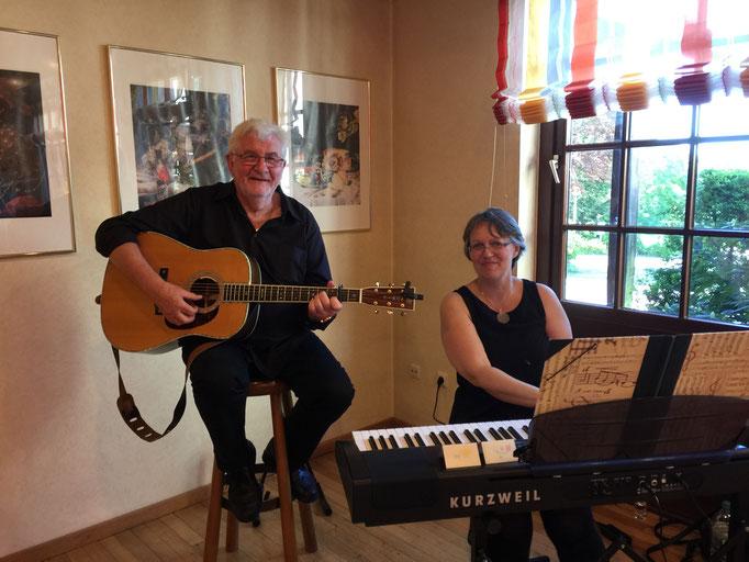 Goldene Hochzeit am 06.05.2018 in Weyerbusch - Sonnenhof