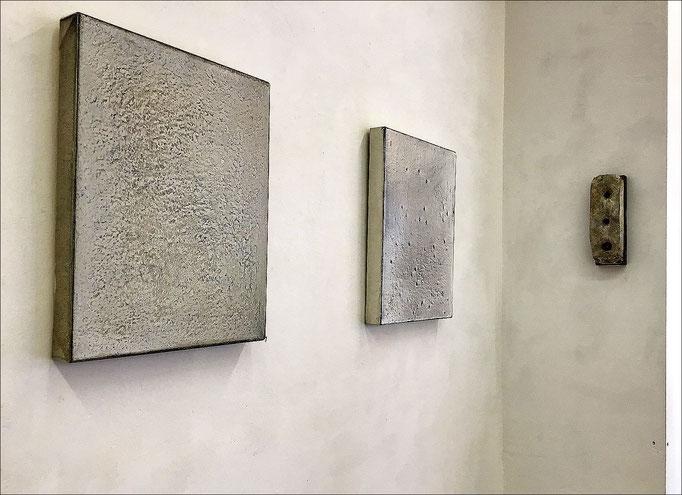 03_amb@s_Helmut Brandt & Brigitte Mekelburg mit Bildern & Objekten vom 18. bis 26. Juni 2021 im K49