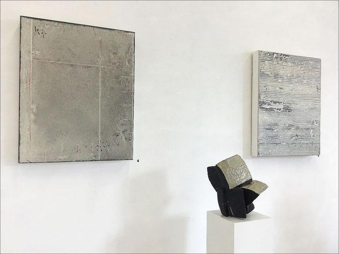 02_amb@s_Helmut Brandt & Brigitte Mekelburg mit Bildern & Objekten vom 18. bis 26. Juni 2021 im K49
