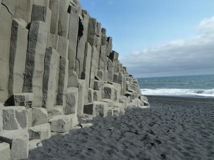 Vík í mýrdal, Island