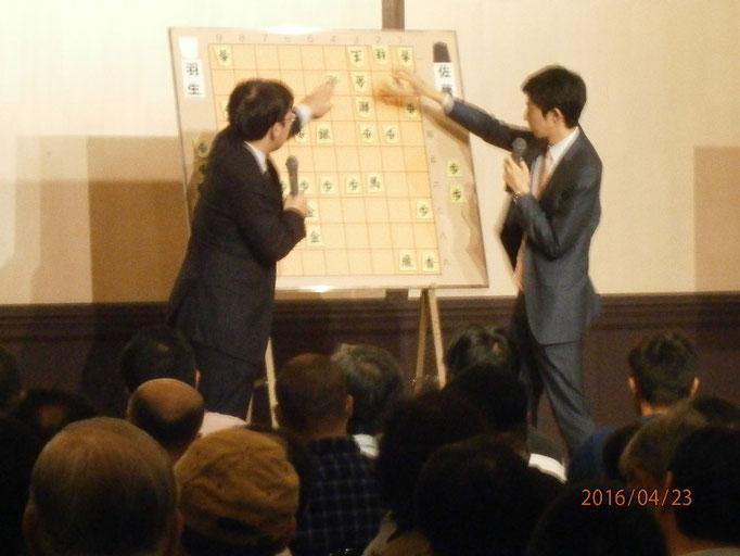 飯島先生と太地先生