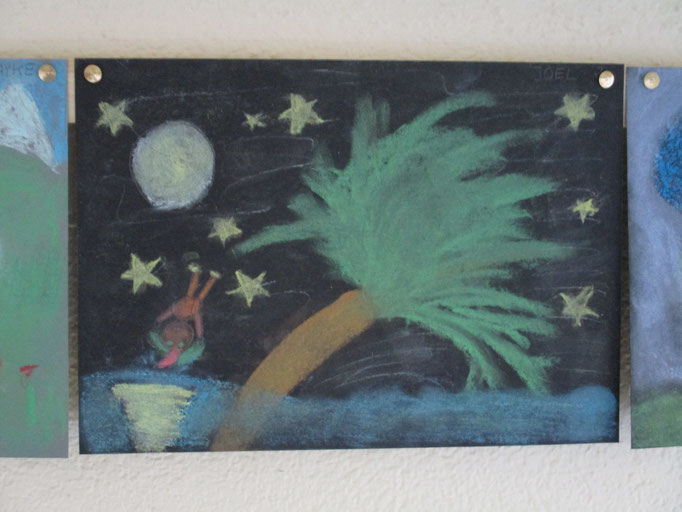 Der kleine Wassermann will den Mond fangen (Joel)