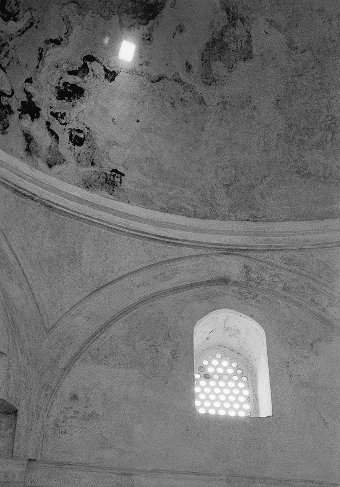 Hamam 3, 1993, 126 x 88cm