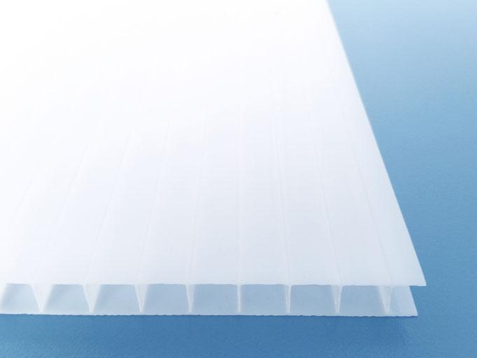 Opal-Weiß in 10mm Plattenstärke