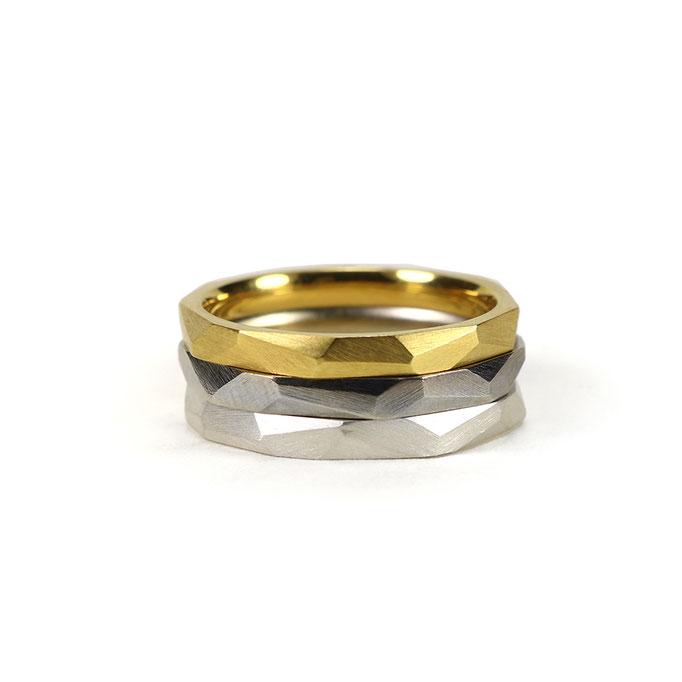 Stackable Lovestory Rings