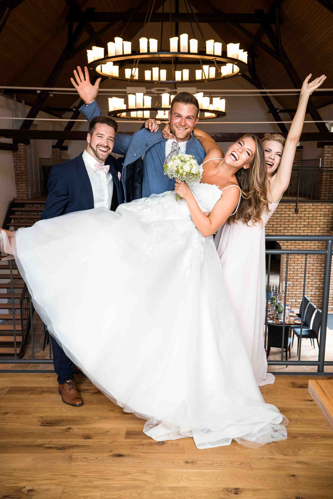 Gruppenbilder Hochzeit, Gruppenbilder Hochzeitsfotograf Weingut Flick