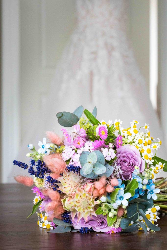 Brautbilder Hochzeitsfotograf Weingut Hochheim