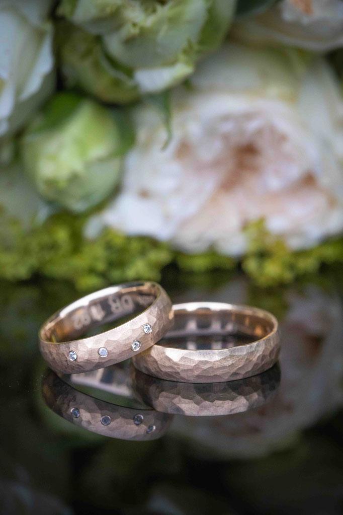 Hochzeitsringe, Eheringe, kreative Hochzeitsfotografie, Hochzeitsfotograf Ralf Riehl