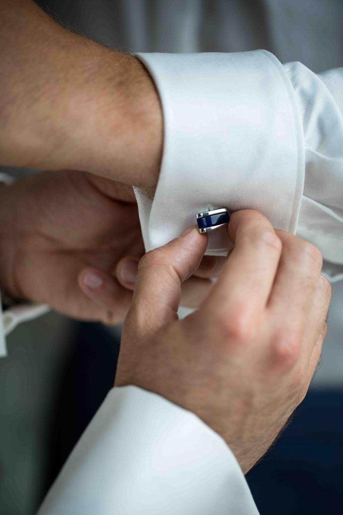 Getting Ready Hochzeitsfoto, Weingut Flick Wicker, Hochzeitsfotograf Weingut