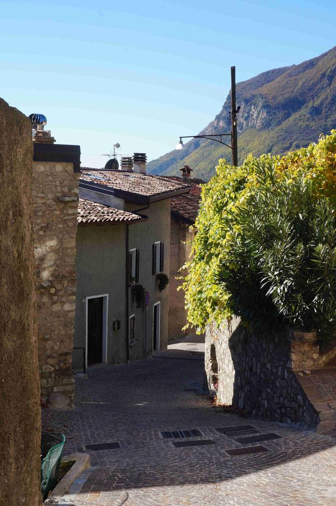 Olzano, einer von 5 Orten der Region Tignale