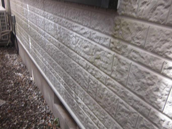 外壁(サイディング)/退色、艶引き、汚れの付着
