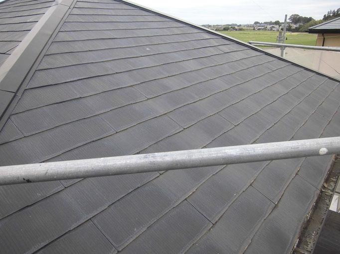 屋根/退色、色褪せ