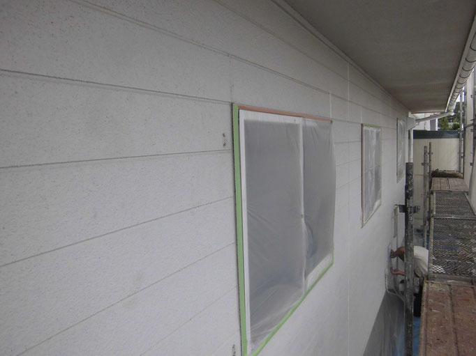 外壁/艶引き、退色、くすみ