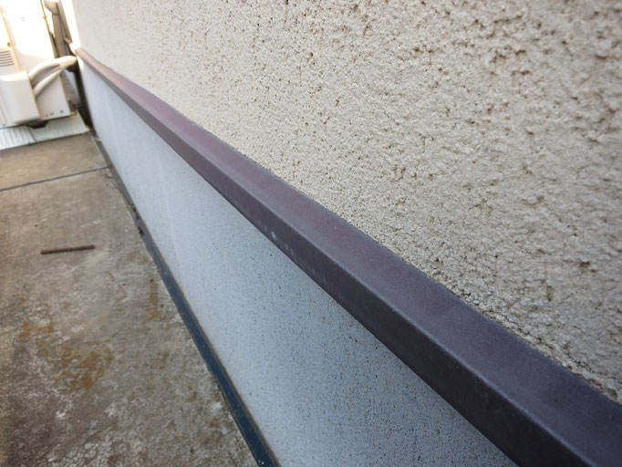 水切り鉄板/退色