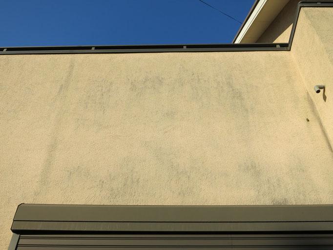 外壁/汚れの付着、くすみ