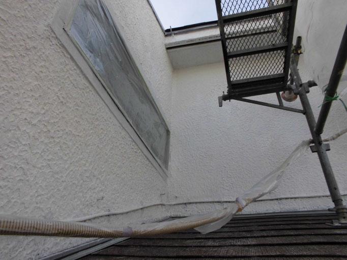 外壁/下塗り塗装