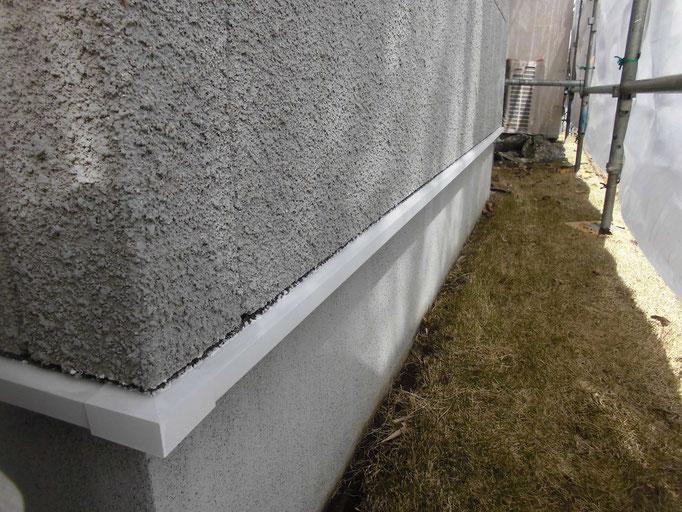 水切鉄板/錆止め塗装