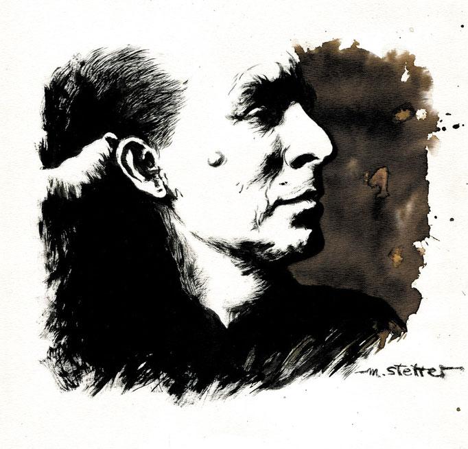 Ingmar Bergman © 2015 Moritz Stetter