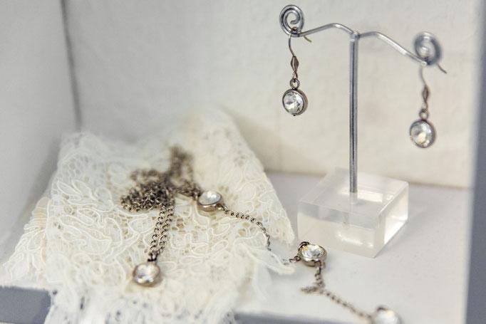 Handgemachter Braut-Schmuck by Brautzauber