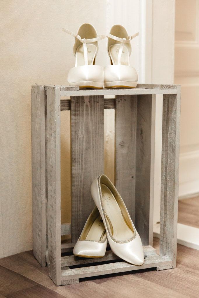 Avalia Shoes Brautschuhe