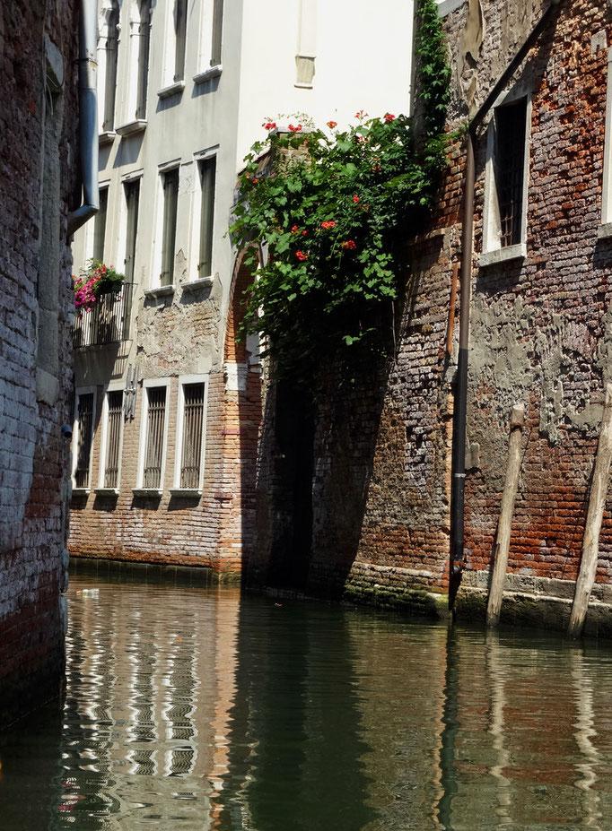 Canal, Venise, Italie