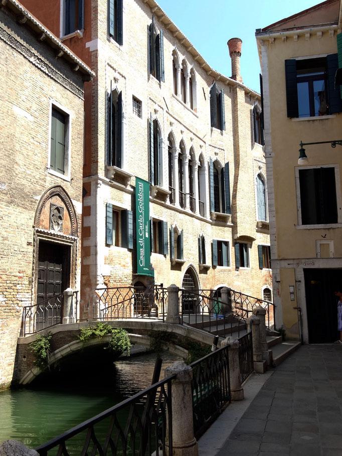 Pont et architecture vénitiennes, Venise, Italie