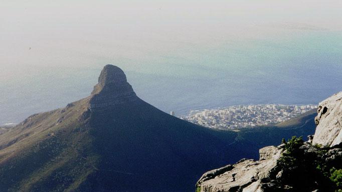 Montagne de la Table, Cap de Bonne Espérance, Afrique du Sud