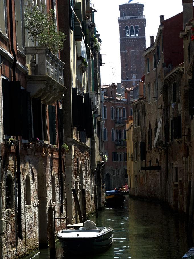 Paysage vénitien, Venise, Italie