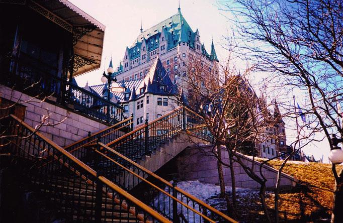 Monument, Québec, Canada