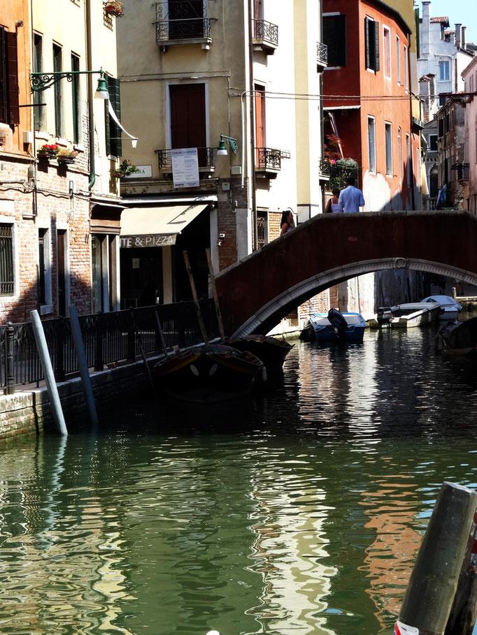 Pont, Venise, Italie