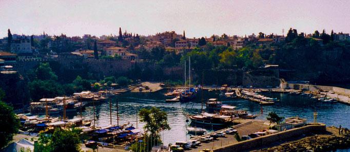 Port de Plaisance, Antalya, Turquie