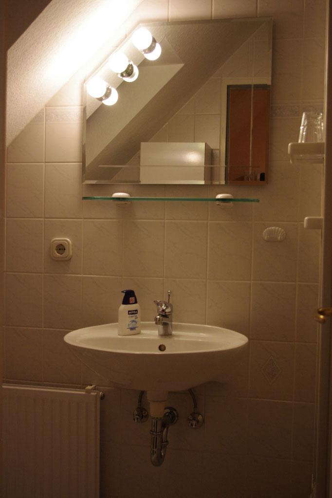 Nordberlin-Unterkunft - Apartment 2 - WC