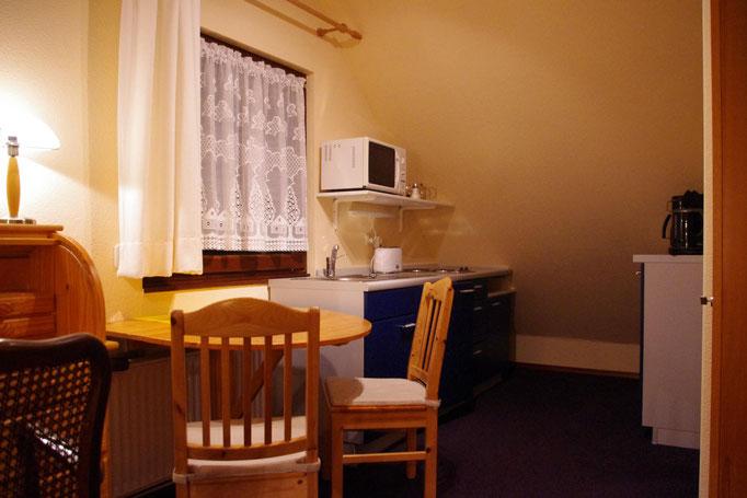 Nordberlin-Unterkunft - Apartment 2 - Eßbereich